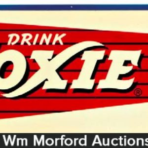Drink Moxie Sign