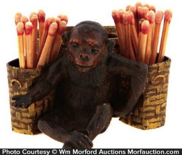 Monkey Match Holder