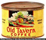 Old Tavern Coffee Can
