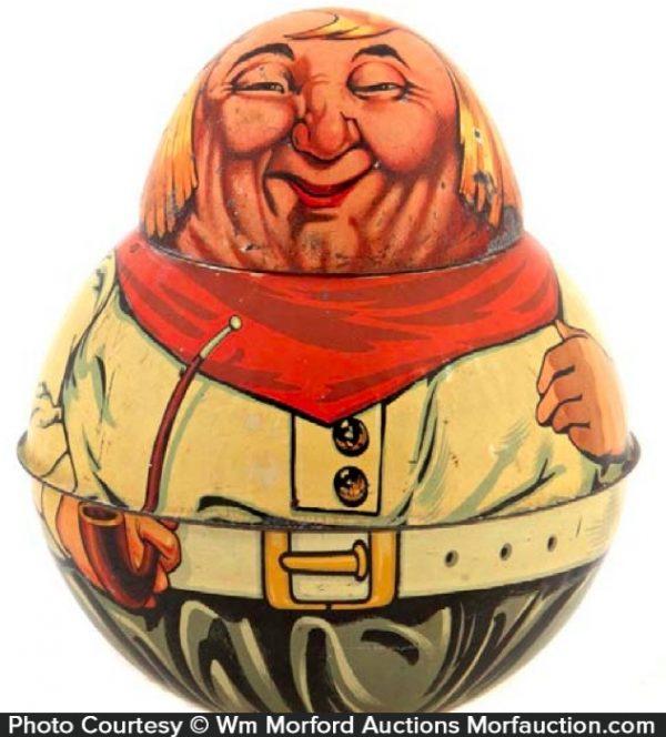 Dutchman Roly Poly