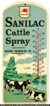 Sanilac Cattle Spray Thermometer