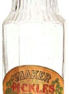 Shaker Pickle Bottle