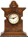 Pennsylvania Fire Insurance Clock
