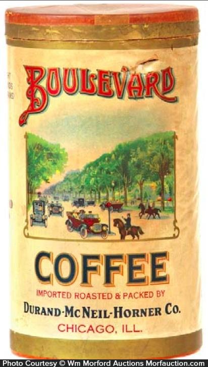 Boulevard Coffee Box