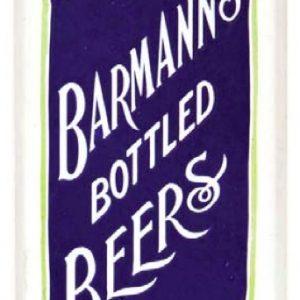 Barmann's Door Push