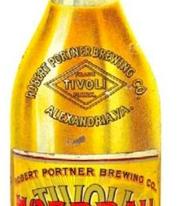 Tivoli Beer Match Holder