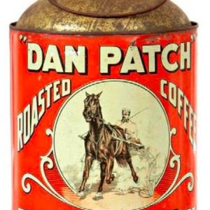 Dan Patch Coffee Pail