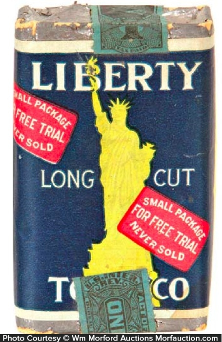 Liberty Tobacco Sample Pack