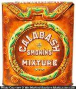 Calabash Tobacco Tin