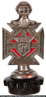 Knights Of Columbus Hood Ornament