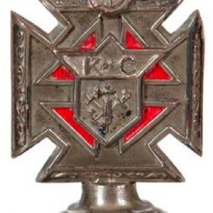 Knights Of Columbus Hood Ornament