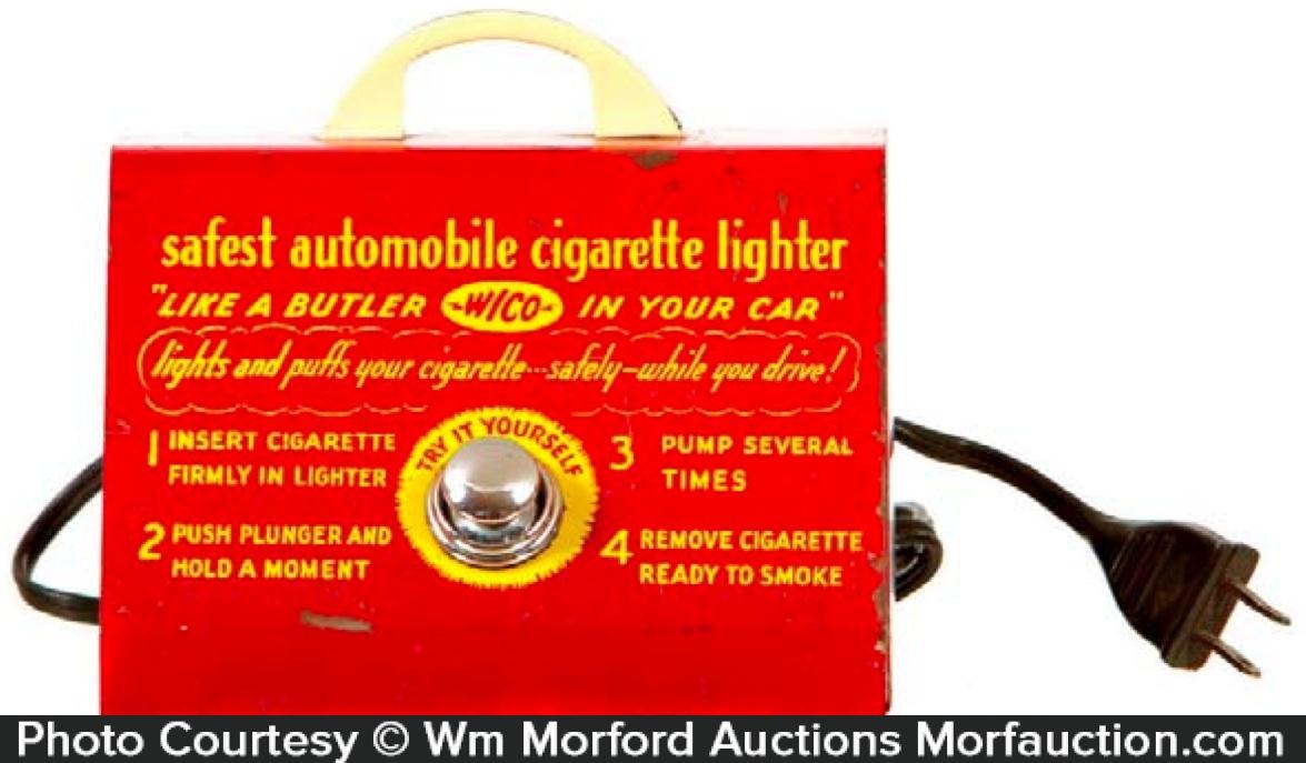 Wico Sample Car Lighter