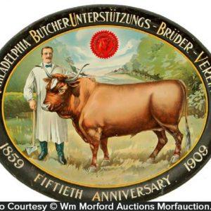 Philadelphia Butchers Union Tray