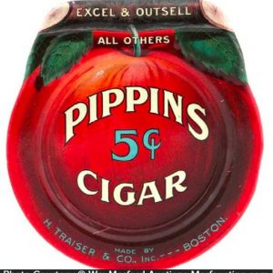 Pippins Cigars Tip Tray