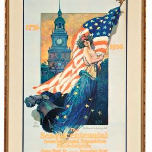 1926 Philadelphia Exposition Poster