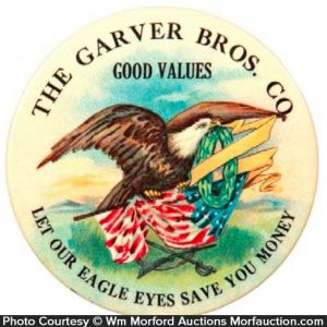 Garver Bros. Mirror