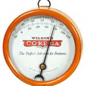 Wilson's Corega Thermometer