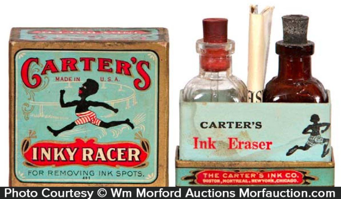 Carter's Inky Racer Box