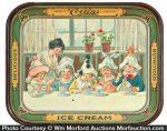Collins Ice Cream Tray