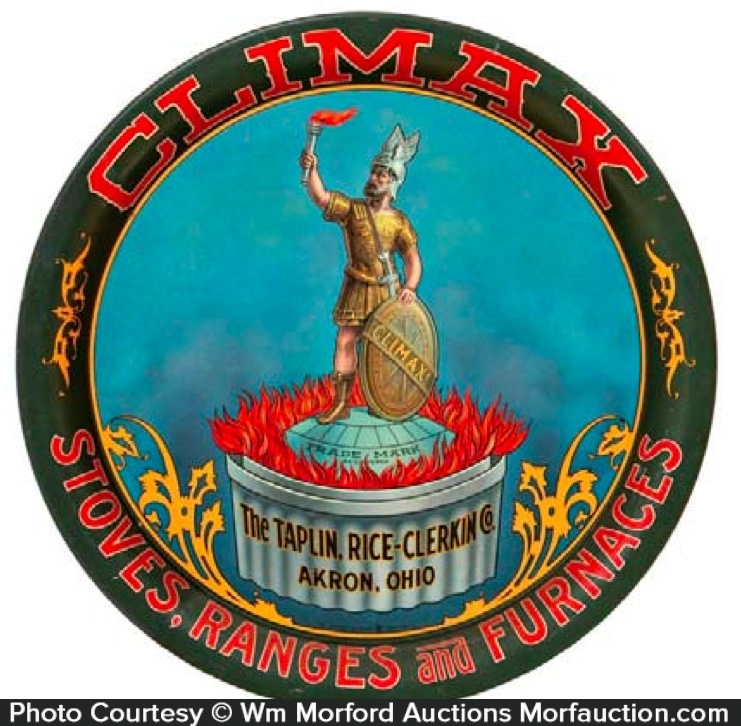 Climax Stoves Tray