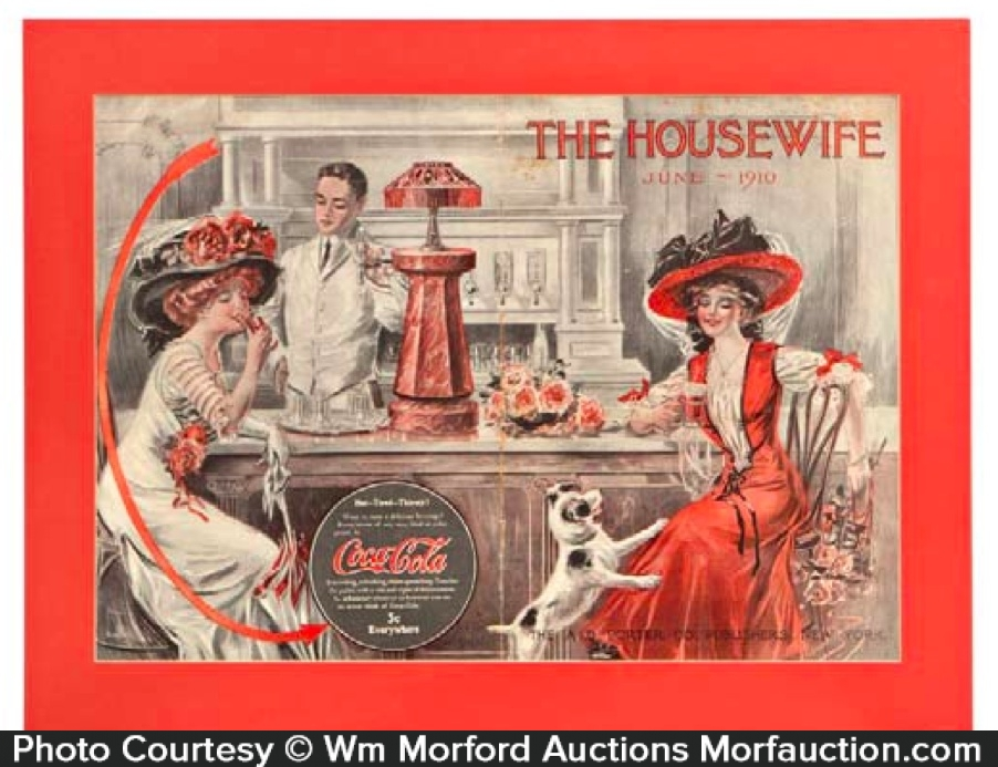 Coca-Cola Housewife Ad