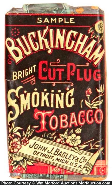 Buckingham Tobacco Sample Pack