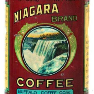 Niagara Coffee Can