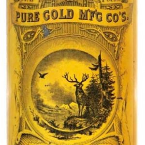 Pure Gold Superior Coffee Can