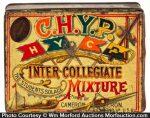 C.H.Y.P Inter-Collegiate Tobacco Tin