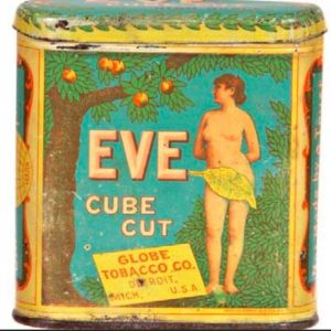 Eve Pocket Tobacco Tin