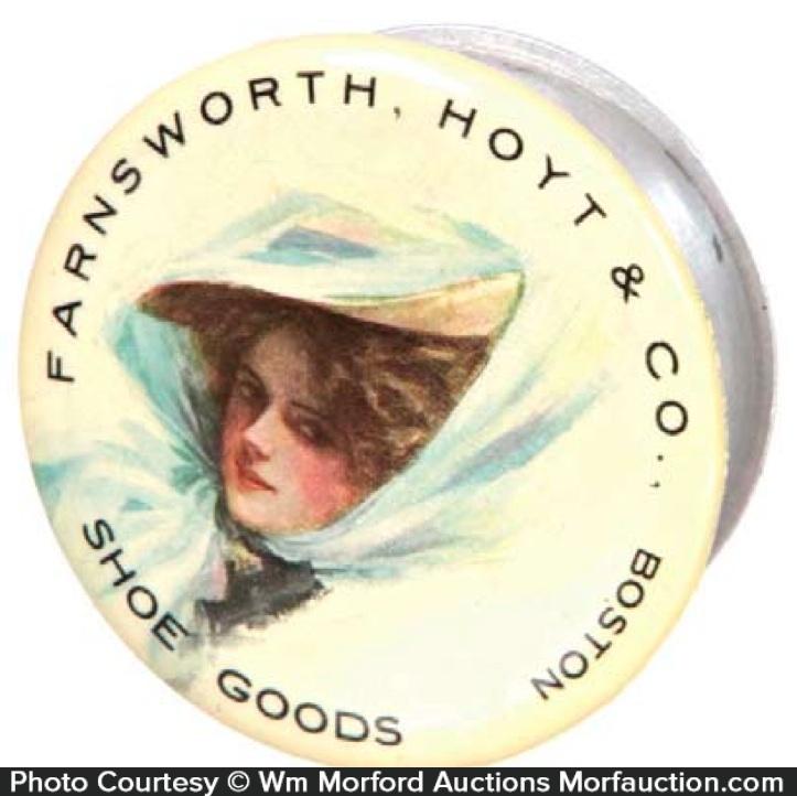Farnsworth Hoyt Shoes Cup