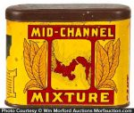 Mid-Channel Tobacco Tin