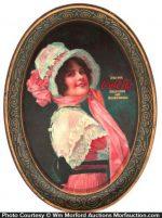 1914 Coca-Cola Tip Tray