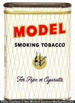 Model Tobacco Tin