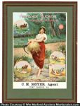 Adriance Buckeye Harvesting Sign