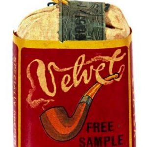 Velvet Tobacco Pouch