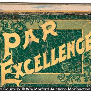 Par Excellence Tobacco Tin