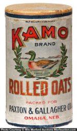 Kamo Oats Box