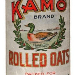 Kamo Oats Box
