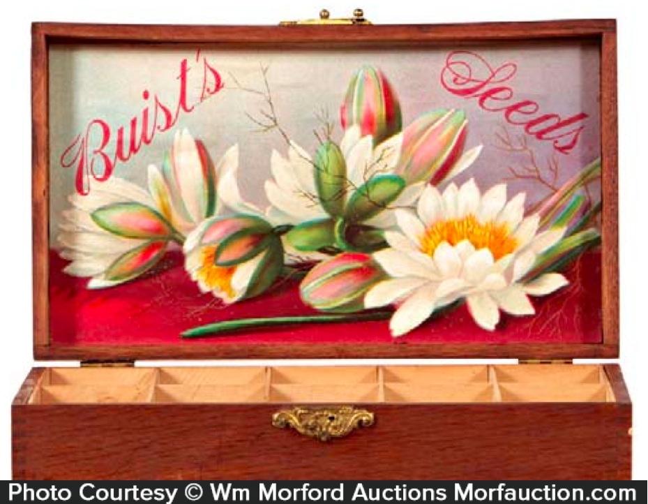Buist's Seed Box