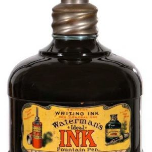 Waterman's Ink Display Bottle