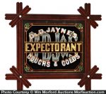 Dr. Jayne's Expectorant Sign