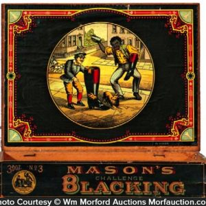 Mason's Blacking Box