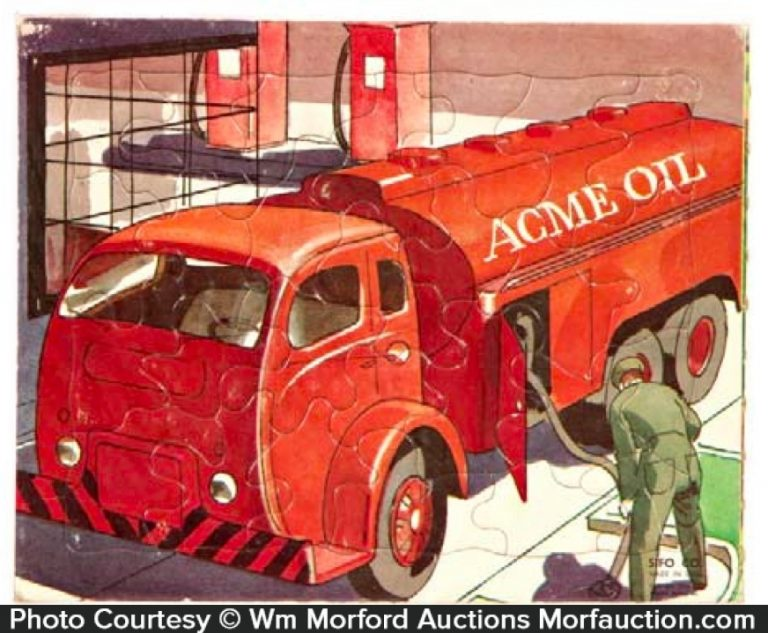 Acme Oil Puzzle
