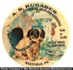 Rugaber Pocket Mirror