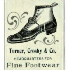 Turner Crosby Footwear Match Safe