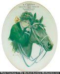 Bowley Horse Goods Dealer Sign