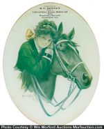 Bowley Horse Goods Dealer Sign