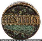 Century Tobacco Tin