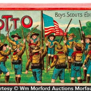 Lotto Boy Scout Game